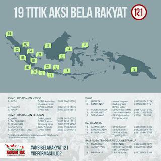 Gambar diambil dari akun twitter BEM Indonesia https://twitter.com/bem_indonesia