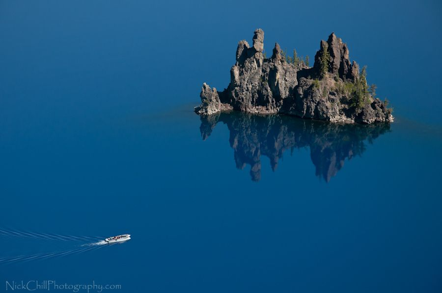 3. Crater Lake, Oregon