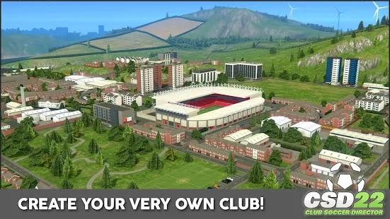 Club Soccer Director 2022 Screenshot