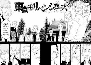 Read Tokyo Revengers Manga Chapter 198 English