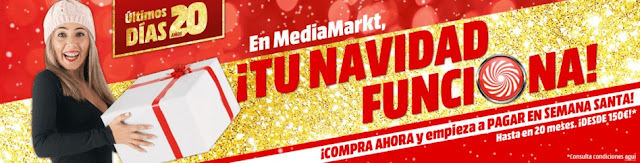 Top 10 ofertas folleto Tu Navidad funciona (II) de Media Markt