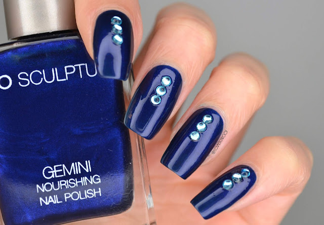 Bio Sculpture Gemini Nourishing Nail Polish in Pursuit of Beauty