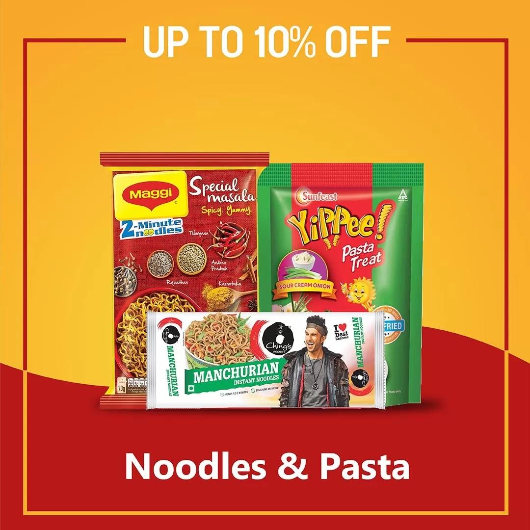 Noodles Pasta 243