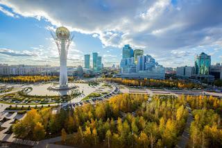 Kazakhstan Climate: