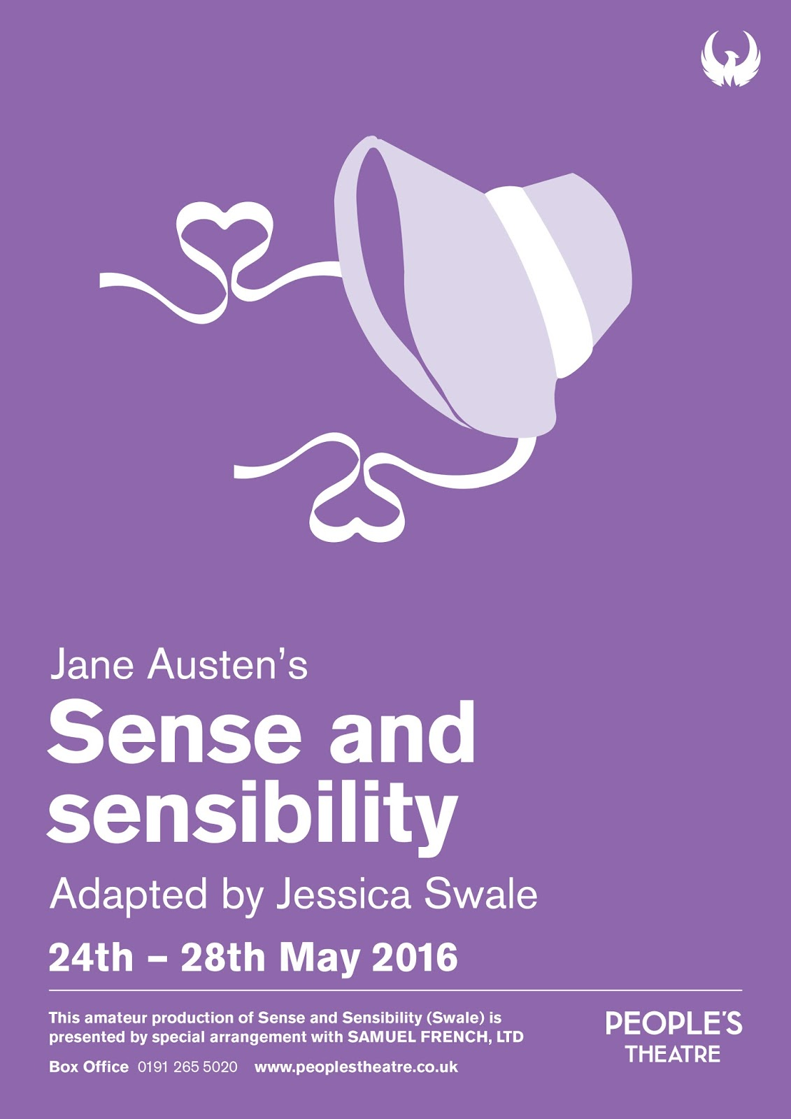 a review of sense and sensibility Review: cape fear regional theatre: 'sense and sensibility' a stylish staging – the fayetteville observer, april 16, 2018 cfrt presents fresh adaptation of.