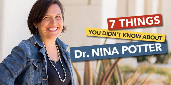 Dr. Nina Potter