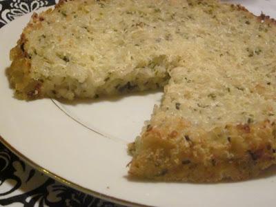 Torta Di Riso (Risotto Tart)