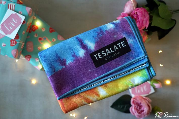 Win a Tesalate Workout Towel