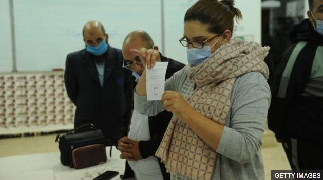 agadir press : Référendum pour amender la constitution en Algérie: le taux de participation a atteint 23,7%