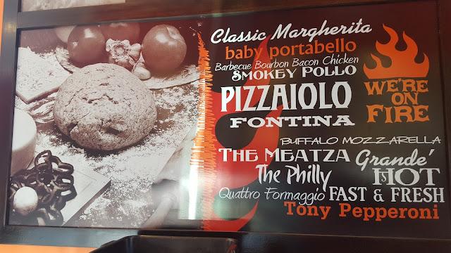 Restaurant Review 1000 Degrees Pizzeria Plymouth MI