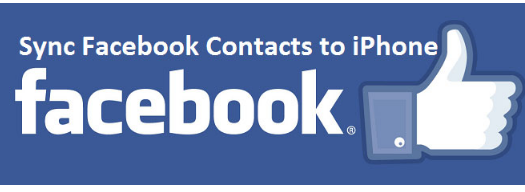 How Do I Sync My Facebook Contacts to My iPhone