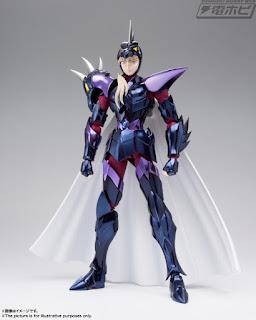 Myth Cloth EX Dubhe Alpha Siegfred de Saint Seiya - Tamashii Nations