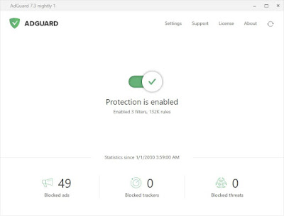 Adguard Premium 7.3.2952.0 Nightly Full + Activator