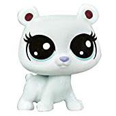 Littlest Pet Shop Keep Me Pack Special Polar Bear (#No#) Pet