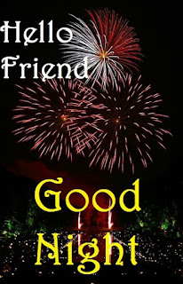 images of good night my friends