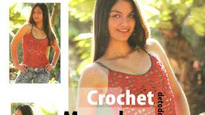 Musculosa Fácil al Crochet / Paso a paso