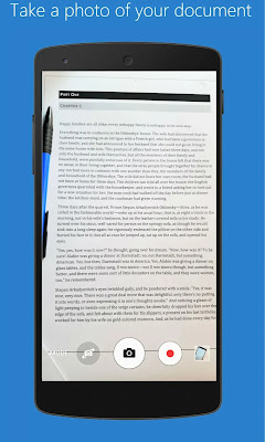 How To Convert Image to Word on Android Smartphone