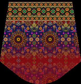 Ghaghra Choli Design Slive 2488