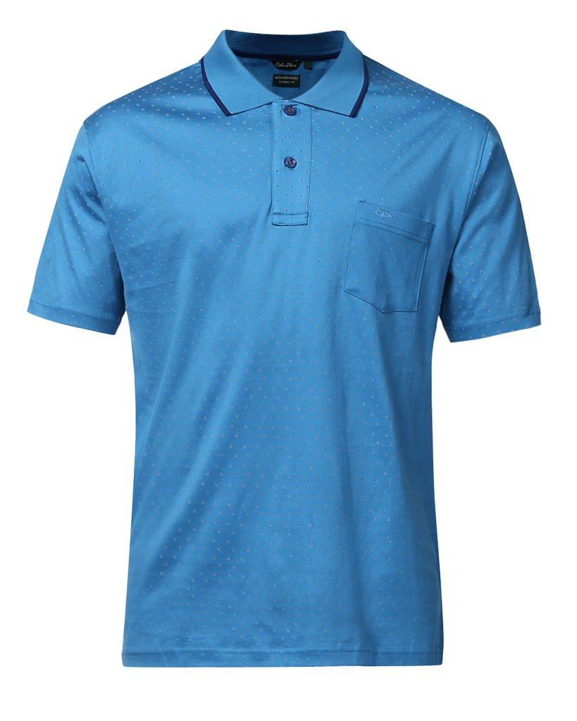 Medium Blue Classic Fit T-Shirt