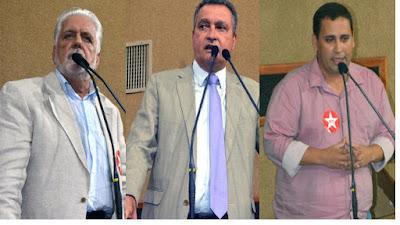 Dirigentes saúdam os 40 anos de história de luta do Partido dos Trabalhadores na Bahia