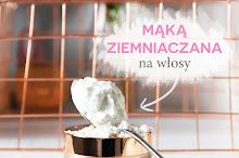 Mąka ziemniaczana na włosy - hit! Jak ją stosować?