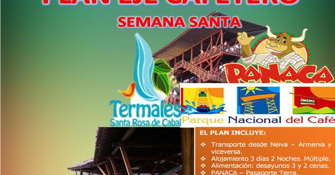 Promoci n de planes y paquetes turisticos turismo en el - Agencia de viajes diana garzon ...