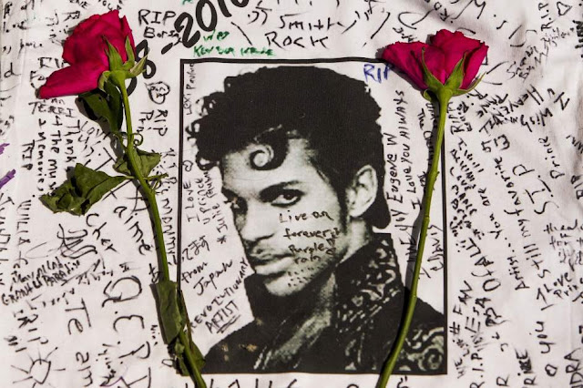 Homenaje póstumo a Prince