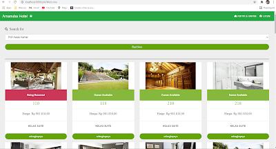 Aplikasi Informasi Sistem Reservasi Hotel Berbasis Web Codeigniter Gratis