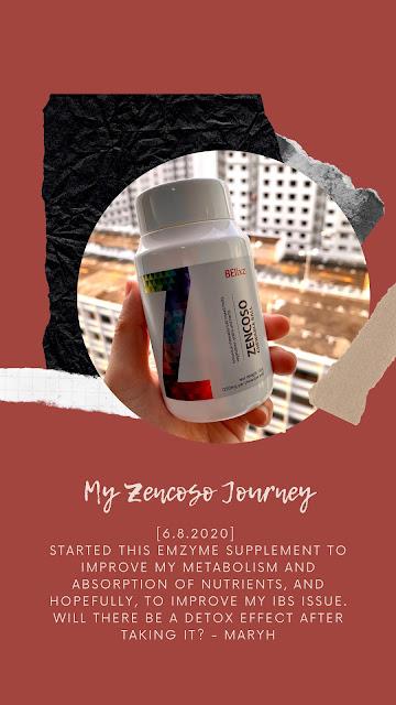 A bottle of Zencoso Chewable Balls