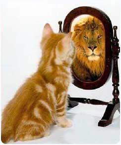 Tudo começa quando você acredita em si mesmo