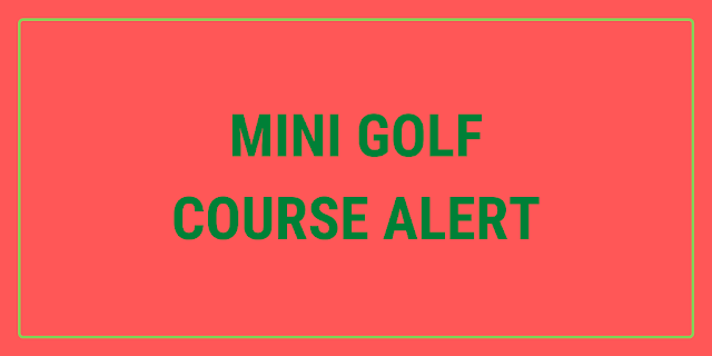 There are plans for a new outdoor minigolf course in Wisbech, Cambridgeshire