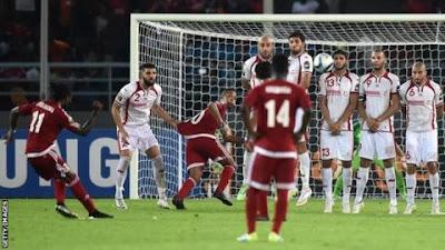 مشاهدة مباراة تونس وغينيا الإستوائية