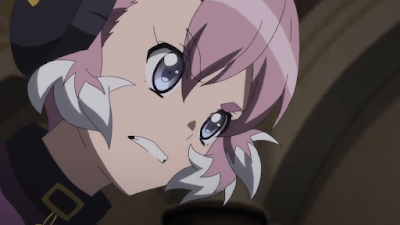 Senki Zesshou Symphogear XV Episode 8