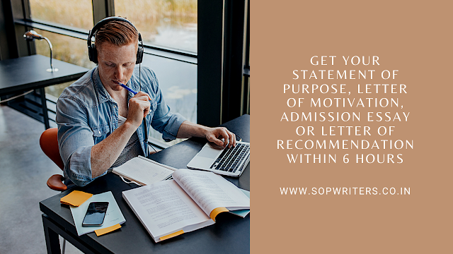 statement of purpose writing services chennai