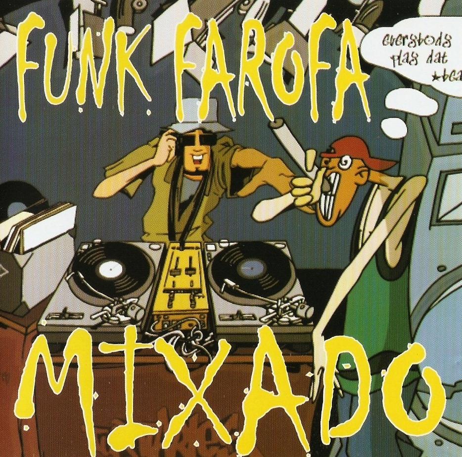 cd de funk mixado
