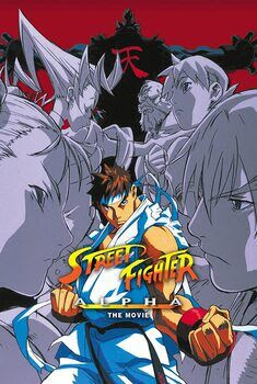 Street Fighter Alpha: O Filme Torrent – WEB-DL 480p Dual Áudio