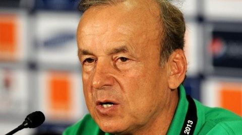 BREAKING News: German Tactician, Rohr Signs 2-year Deal as New Coach of Super Eagles