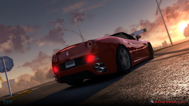 Test Drive Unlimited 2 Gameplay Screenshot 3