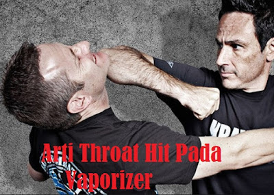 Throat Hit Pada Vapor