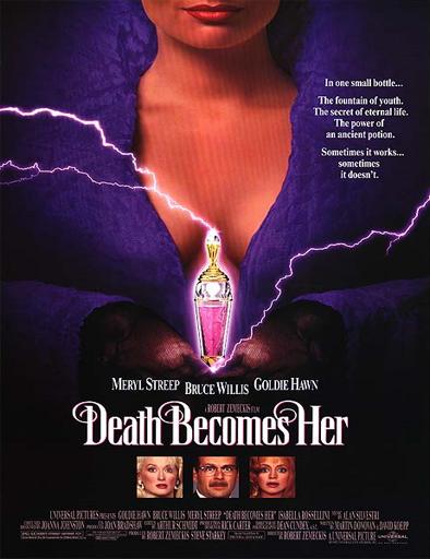 Ver La muerte le sienta bien (1992) Online