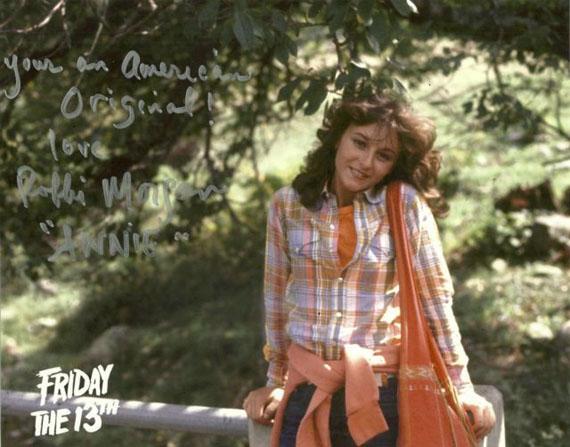 image of Robbie Morgan Actress 1