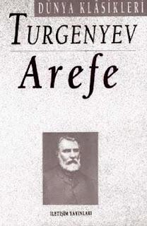 Ivan Sergeyeviç Turgenyev - Arefe