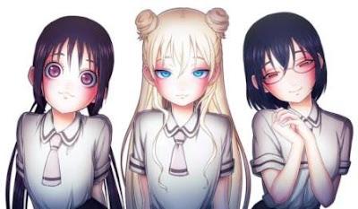 Asobi Asobase, anime Asobi Asobase, sinopsis anime Asobi Asobase
