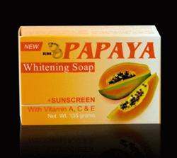 jual sabun pepaya rd original