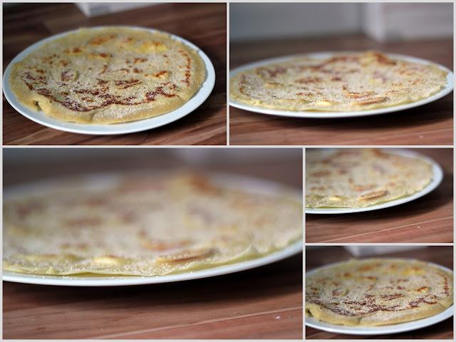 Pfannkuchen! Ein ganz einfaches und schnelles Rezept für Apfelpfannkuchen | Arthurs Tochter kocht. Der Blog für Food, Wine, Travel & Love von Astrid Paul