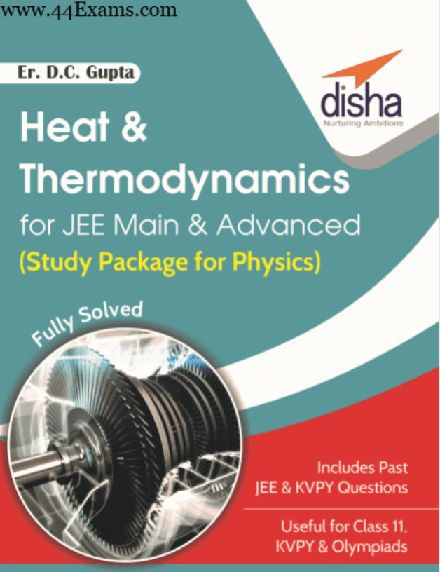 Heat-and-Thermodynamics-by-Disha-Publication-For-JEE-Main-and-Advanced-Exam-PDF-Book