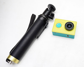 YI-Cam Second + Tongsis