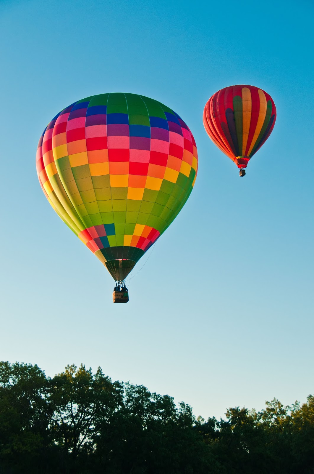 Photographers Guide to Connecticut: Hot Air Balloon ...