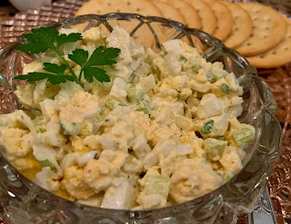 Egg Salad from the Instant Pot