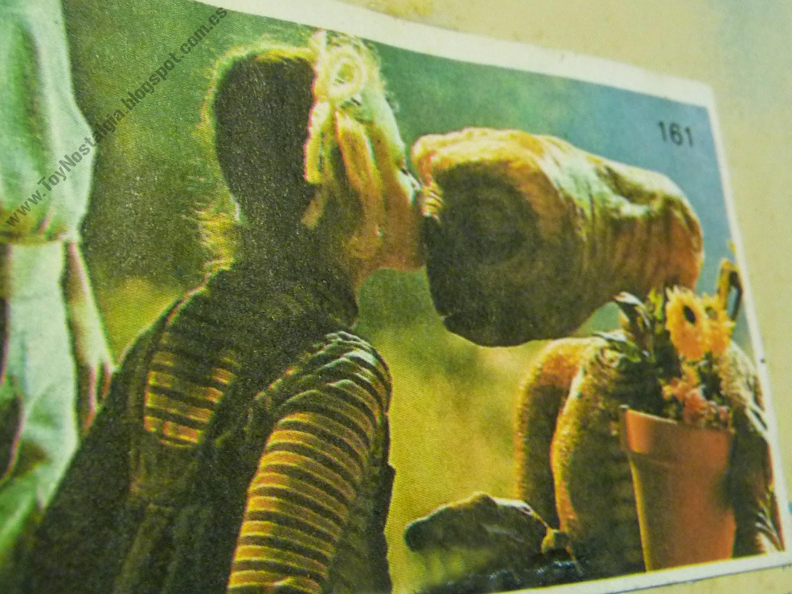 Colección E.T 1983